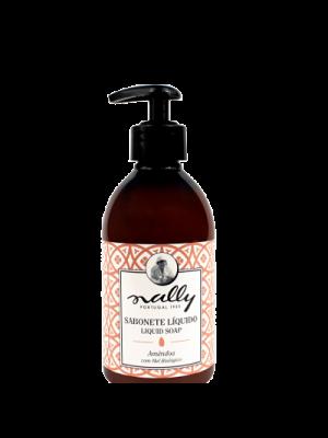 sabonete liquido amendoa marca nally